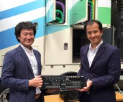 Japans Express Co, Ltd Builds 4K-Capable OB Van With Riedel Communications MediorNet Compact