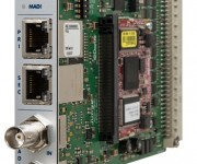 Jnger Audio Add DANTE and cent; AES67 and MADI Connectivity To Its Modular C8000 Audio Processing System