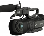 JVC Delivers Industrys First Fully Integrated Facebook Live Camcorder with GY-HM250 Upgrade