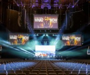 Kevin Harts What Now World Tour Live Production Delivered with Blackmagic