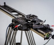 KFX Technology debuts high end motorised slider with Ronford Baker at BSC Expo 2016