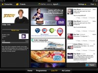 KIT digital Showcases Integrated Social Program Guide at TV Connect 2013