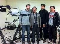 Koreas National Broadcaster KBS Chooses SprintCam Vvs HD Ultra Motion System from I-MOVIX