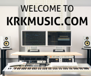 KRK Systems Amplifies Its and ldquo;Behind Great Music and rdquo; Motto With New Website, Domain and Services