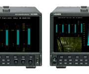 Leader Adds Five-Bar Display to LV5490 4K Multiscreen Waveform Monitor