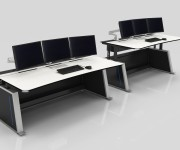 Legrand | AV Announces New Family of 24 7 Control Room Consoles from LundHalsey