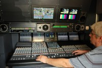 Liga TV, Budapest, Chooses Solid State Logic C100 HDS Console for HD OB Van