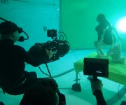 LitraStudio and trade; Crushes it 30-feet Below for Pete Romano ASC