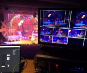 Live Streaming of Dick Whittington The Purrrrrfect Rock Roll Panto is just the tonic for Deeside Hospital patients