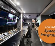 Live Talk System Integration: How to build two large Full-IP OB vans (during COVID-19)