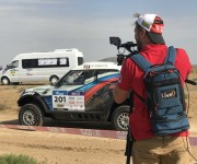 LiveU Brings Eight Days Live from the 2018 Silk Way Off-Road Rally in Russia