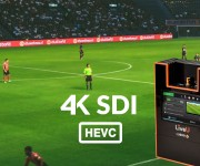 LiveU Delivers Industry and rsquo;s Highest Levels of Performance with Enhanced LU600 4K HEVC Product Suite