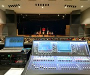 LMG Installs LynTec and rsquo;s Complete Rackmount Power and Sequencing Solution at William Carey University Theater