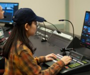 Loyola University Chicago Updates Convergence Studio with Broadcast Pix BPswitch Integrated Production Switcher