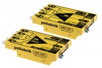 LYNX Technik Showcases 4K Fiber Transmission Set at BVE 2015