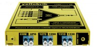LYNX Technik to Debut Four yellobrik 4-Channel CWDM Multiplexers   Demultiplexers at NAB 2012