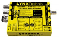 LYNX Technik to Debut yellobrik HDMI to SDI Converters at IBC 2011