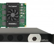 Magewell Capture Cards Improve Quality and Reliability for Cattura Video