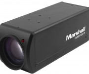 Marshall Electronics Addresses the Latest Broadcast Production Workflows With Four New IP Cameras