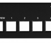 Marshall Electronics Releases New Quad-Viewer Switcher