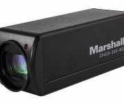Marshall Further Expands IP Workflow Capabilities with Additional Camera Choices