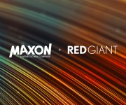 Maxon and Red Giant to Combine Forces