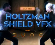 Maxons Cheap Tricks Returns with Dunes Holtzman Shield VFX Tutorial