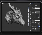 Maxon Announces Acquisition of Mobile 3D Sculpting Application