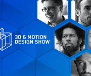 Maxon Announces Three-Day April 3D and amp; Motion Design Show