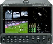 Mediapro chooses LEADER LV 5490 test instruments for UHD coverage of Real Madrid v Barcelona