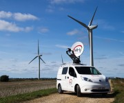 Megahertz build first ever fully electric newsgathering vehicle