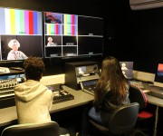 Megahertz implements full broadcast studio on a college budget