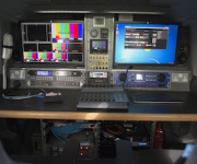 Megahertz unveils fast response newsgathering truck at IBC 2017 and nbsp;