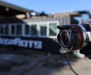 Micro Cinema Cameras Help Capture Web Series for MegaBots Giant Fighting Robots