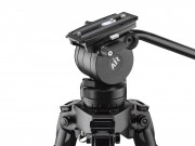 Miller Camera Support Showcases Air Tripod System at Digital Video Group Broadcast and Technology Showcase