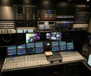 Mobile TV Group launches third and lsquo;FLEX and rsquo; OB truck with Calrec Artemis and IP Gateway audio-over-IP capabilities