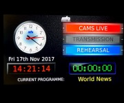 Muslim Television Ahmadiyya International deploys IDS network-based monitoring, display, and control system