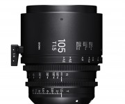 Must See Sigma Cine Lenses and Presentations at Cine Gear Expo LA