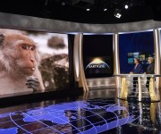 MX1 Supports National Geographic in Spectacular Earth Live Broadcast