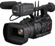 NAB 2019: JVC Showcases 500 Series of Handheld 4K CONNECTED CAM Cameras