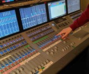 NEP deploys multiple Calrec consoles and routing technology for premium audio at Wimbledon 2019