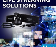NEW: Live Streaming Solutions