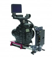 New Anton Bauer Gold Mount For Canon EOS C300 and C500 Makes European Debut at IBC 2012