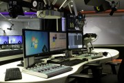 New broadcast studio facility is created for the Ealing School of Art, Design and Media at the University of West London.