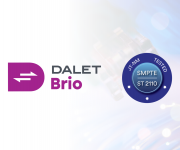 New Dalet Brio Provides a Clear Path to IP with SMPTE ST 2110