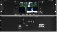 New High End 7 Dual Input and Video Marshall Broadcast Monitor with Stereo Speakers
