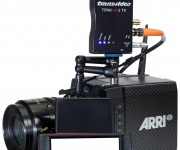 New products at NAB 2017 for Transvideo and Aaton Digital