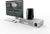 New Thunderbolt RAID for Video Editing Applications