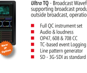 New Ultra TQ with IP connectivity at IBC 2017