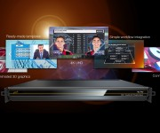 NewTek-Vizrt IP Graphics Server NVG1 Now Available